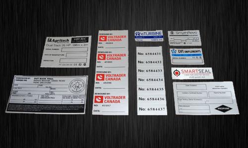 Metal Etiketler